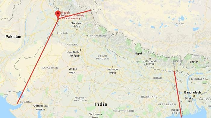India to Integrate Israeli Tech along Borders with Pakistan