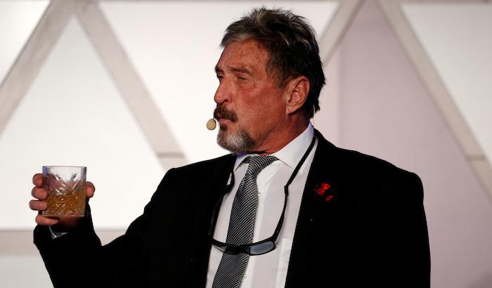 John McAfee's suicide: the Internet and conspiracy theories