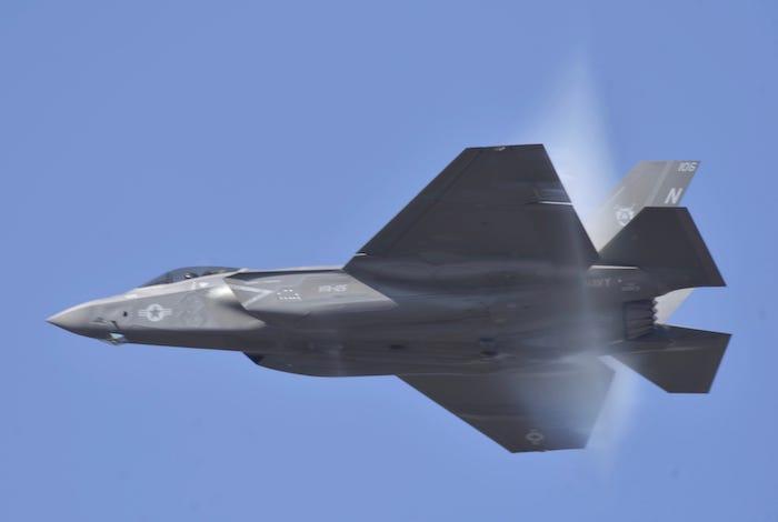 לוקהיד מרטין מגבירה את קצב ייצור מטוסי ה-F-35