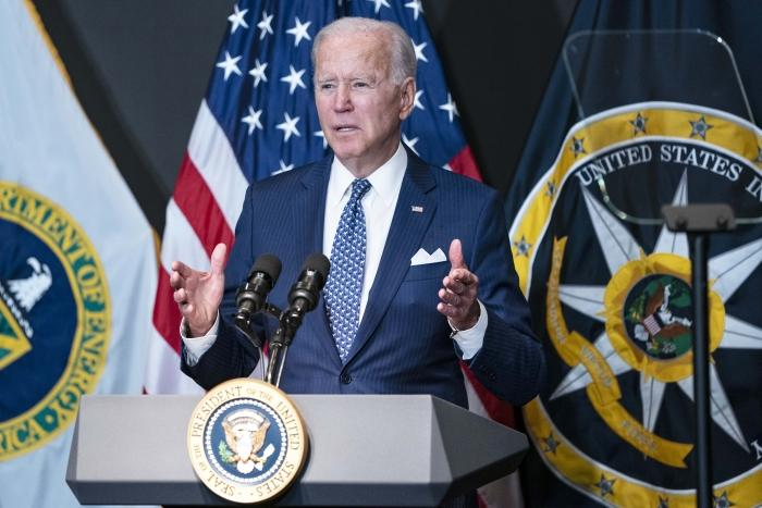 If US ends up in war with major power, it will likely be consequence of cyber breach, Biden says