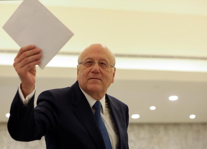 ממשלה חדשה בלבנון