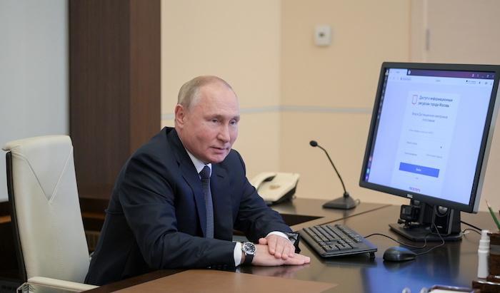 התרומה של ענקיות הטכנולוגיה האמריקניות לניצחון של פוטין