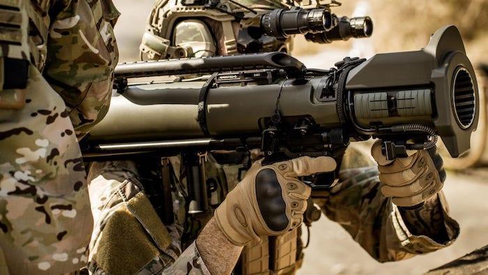 סאאב תספק טילי קארל גוסטב לזרועות הצבא האמריקאי