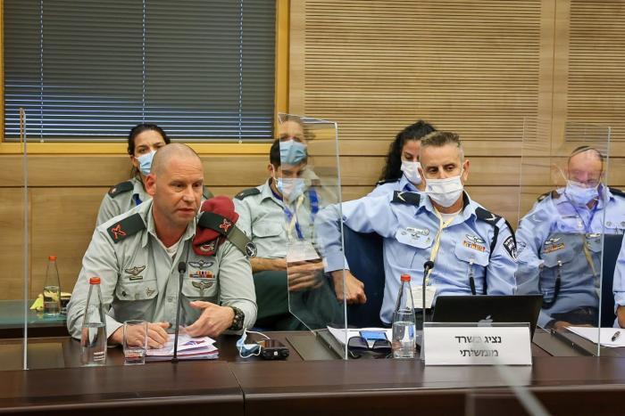 """משטרת ישראל: בשנת 2020 נעצרו 189 פלסטינים ו-22 ישראלים בהפס""""דים ביו""""ש"""