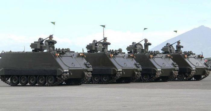 Report: Elbit Systems to Upgrade M113 APCs for Philippine Army