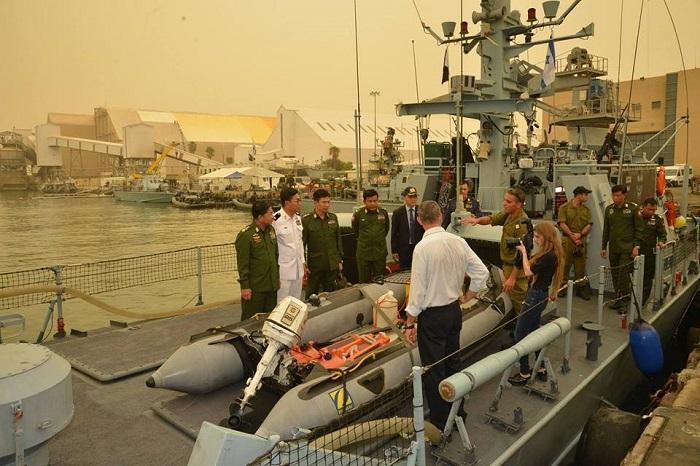 Report: Myanmar Acquired Super Dvora Mk 3 Boats from IAI