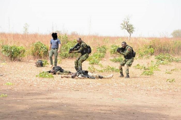 Israeli Experts Help the Nigerian Air Force to Establish First Commando Unit