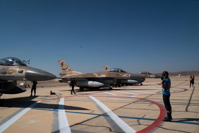 """לראשונה בישראל: תרגיל בינ""""ל עם מטוסי ה""""אדיר"""""""