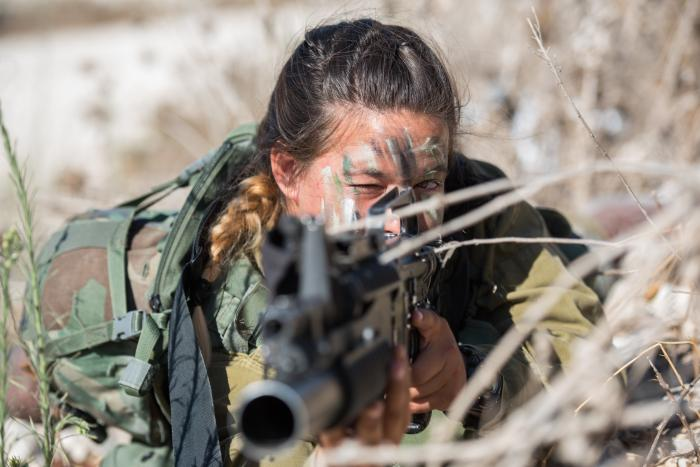 A Call for Full Equality for IDF Servicewomen