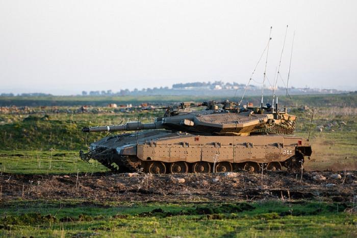 IDF to Trial Elbit's IronVision in Merkava MBT