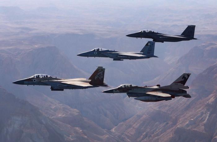 """ארה""""ב: """"חיל האוויר הישראלי יבנה דת""""קים מוקשחים עבור מטוסים בבסיס"""""""