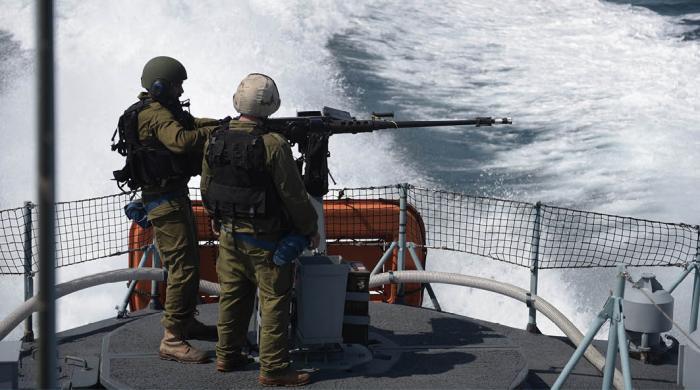 ים של איומים: הזירה החמה ביותר של חיל הים