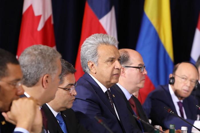 מידע אודות אזרחי אקוודור נשאר פתוח ברשת. פעמיים