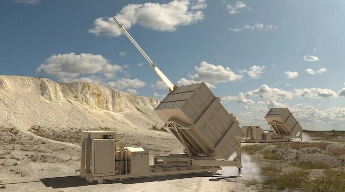 ארה״ב: תחרות יירוט טילים בין רפאל וריית'און לבין חברת DYNETICS