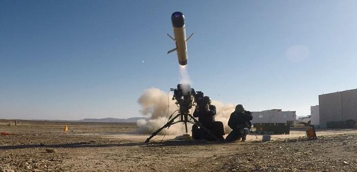 """גדוד נ""""ט של צבא פולין החל להפעיל טילי ספייק"""