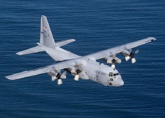 USAF C-130J to be Equipped with New Radio Frequency Countermeasures