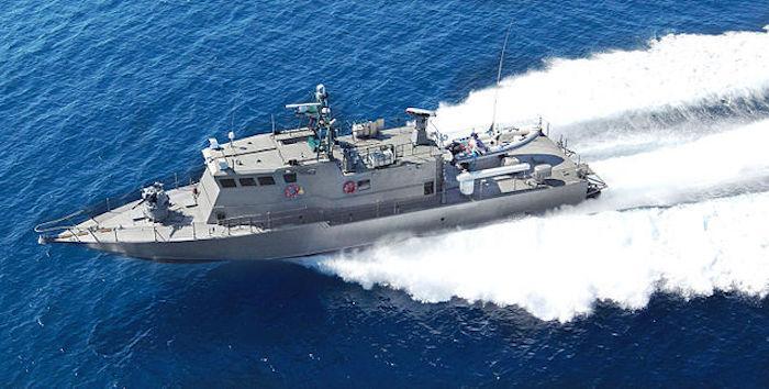 דיווח: מספנות ישראל החלה בניסוי שיט לספינה שלישית עבור סנגל