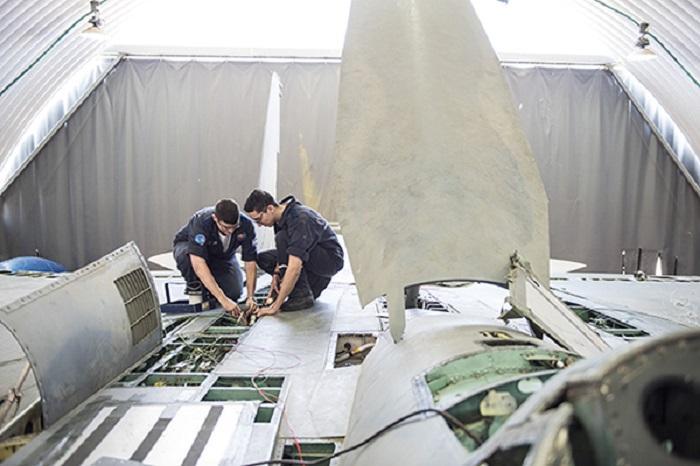 חיל האוויר קיבל במתנה תשעה מטוסי F-15 לחלקים - והחליט למבצע אותם