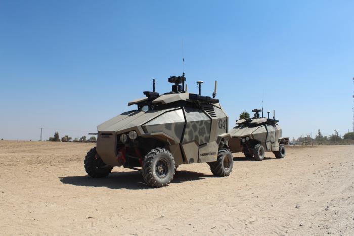 The Challenge: Mission Intelligence for UGVs