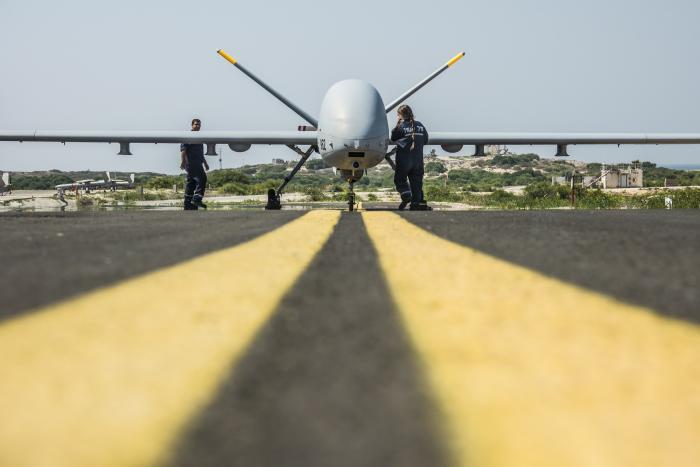 """רוב שעות הטיסה בחיל אוויר מבוצעות על ידי מערך הכטמ""""מ"""