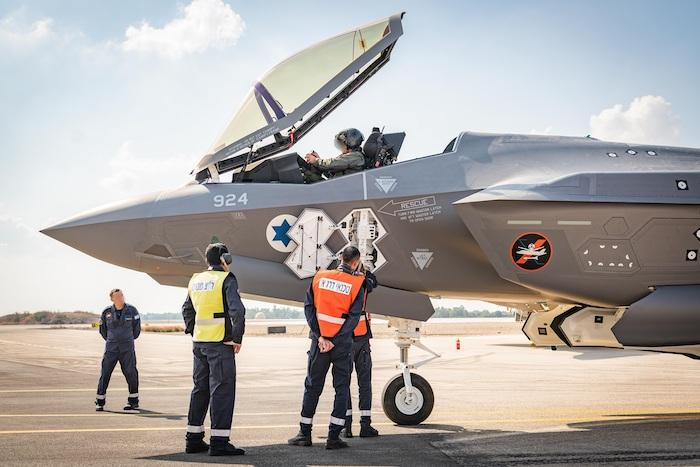 """צה""""ל יוכל להתאים חימוש ישראלי לF-35"""