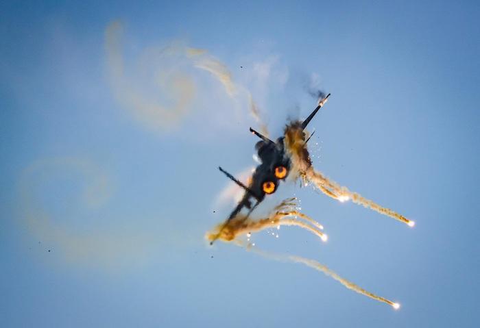 חיל האוויר פיתח גישה חדשה לאימוני קרבות אוויר