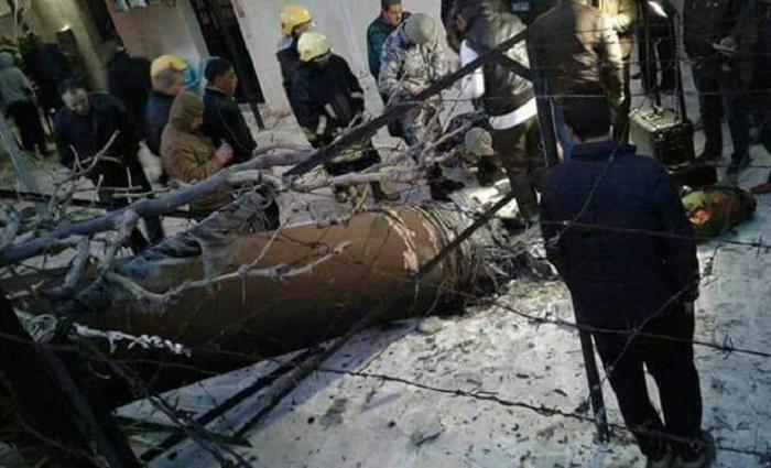 """צה""""ל תקף בסוריה. הסורים הגיבו בטיל נ""""מ וצה""""ל יירט עם החץ"""