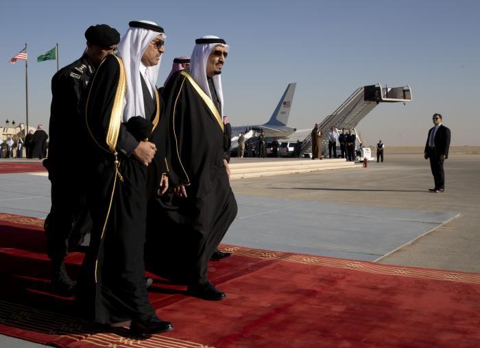 ערב הסעודית: חילופי מלכים בעין הסערה