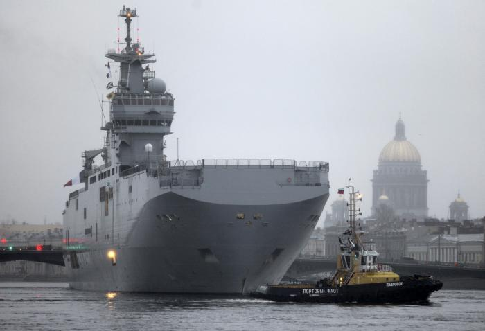 France and Egypt Conducted Joint Naval Exercise