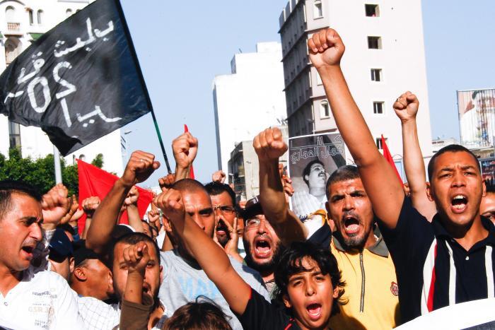 האביב הערבי: מאזן ביניים