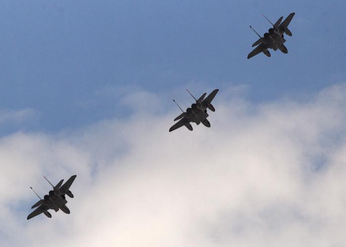 בקטאר מתכוננים למטוסי ה-F-15QA המתקדמים