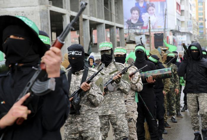 The Truth behind Hamas' Cyber Warfare