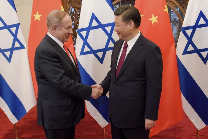 Israel and China: Toward a Comprehensive Innovative Partnership
