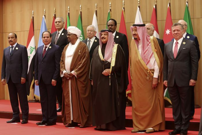 A Turning Point for the Middle East
