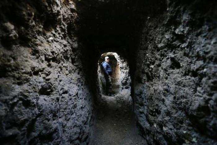 מלחמת חפירות: הלחימה התת-קרקעית בסוריה