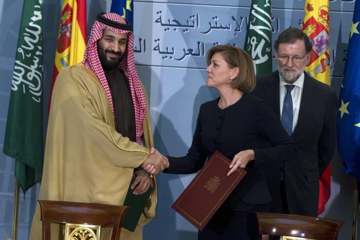 ממשיכים להצטייד: סעודיה קונה מספרד חמש ספינות סיור