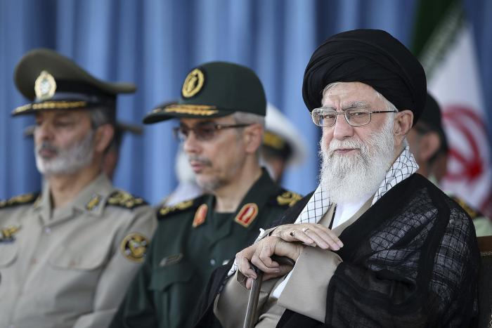 From the Crusader Kingdom to the Jewish State through the Islamic Revolution