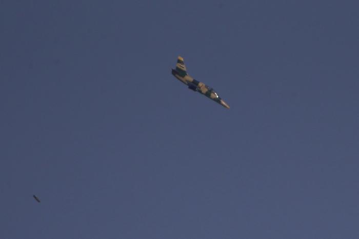 חיל האוויר הסורי – תמונת מצב