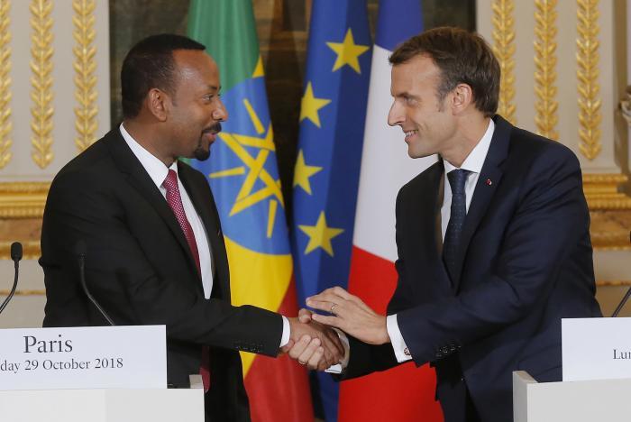 Landlocked Ethiopia to Rebuild its Navy