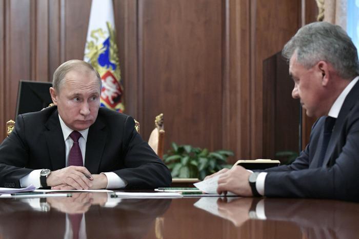 """שר ההגנה הרוסי: """"יחידות צבא רוסיה מצוידות באלפי כטמ""""מים למשימות תצפית, איסוף מודיעין ותקיפה"""""""