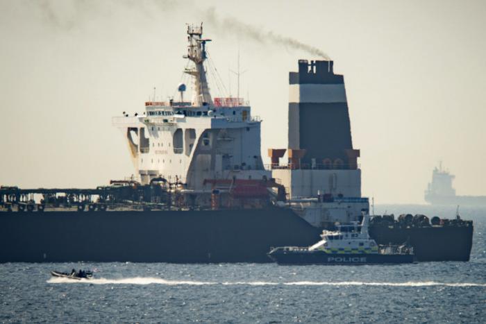 UK Fears Iranian Retaliation against British-Flagged Tankers
