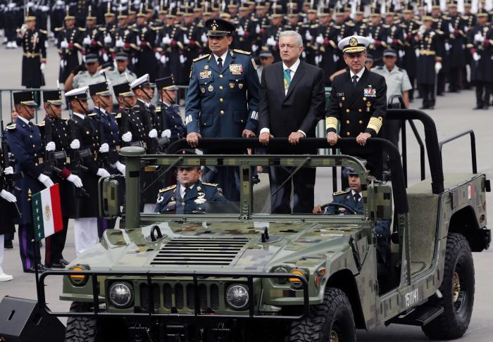 איום קיומי על מדינה: מלחמת ההישרדות של מקסיקו