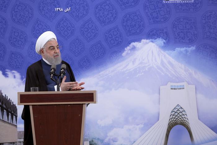 """""""איראן פיתחה טילים עם יכולת לשאת רש""""ק גרעיני"""""""