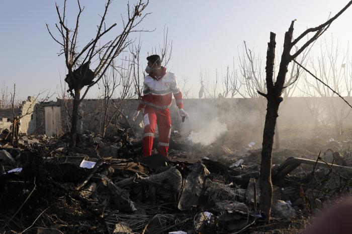 זיהוי שגוי ומתח מבצעי: כך הופל המטוס האוקראיני