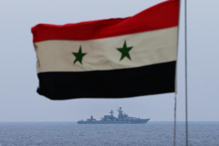 הצי הסורי – מצבו, ומעורבותו במלחמת האזרחים