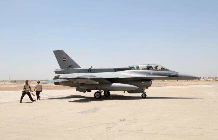 מגמת התעצמות, רכש ובינוי מואצים בחיל האוויר של עיראק