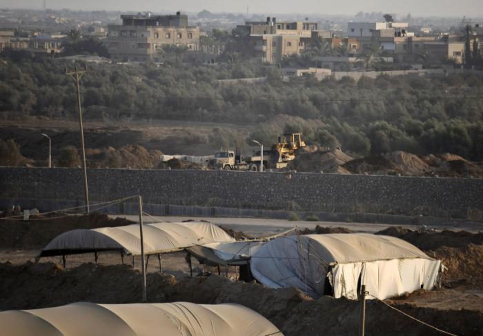 Egypt's War against the Gaza Tunnels
