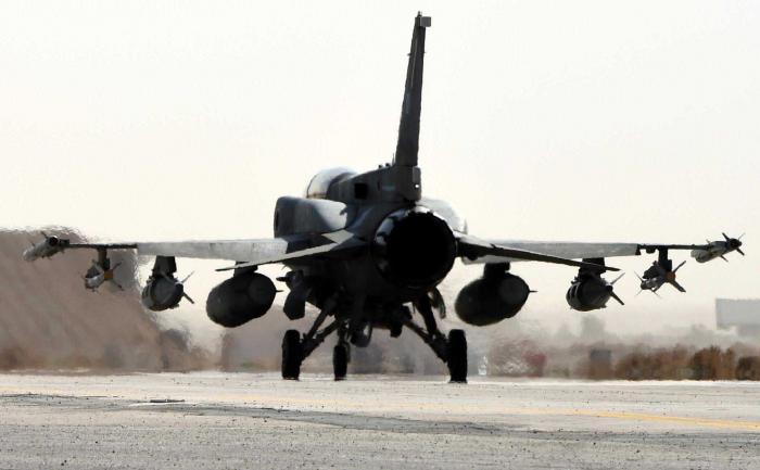 ירדן וקטאר רוכשות פוד מוטס למטוסי קרב לאיסוף מודיעין, סיור ותצפית