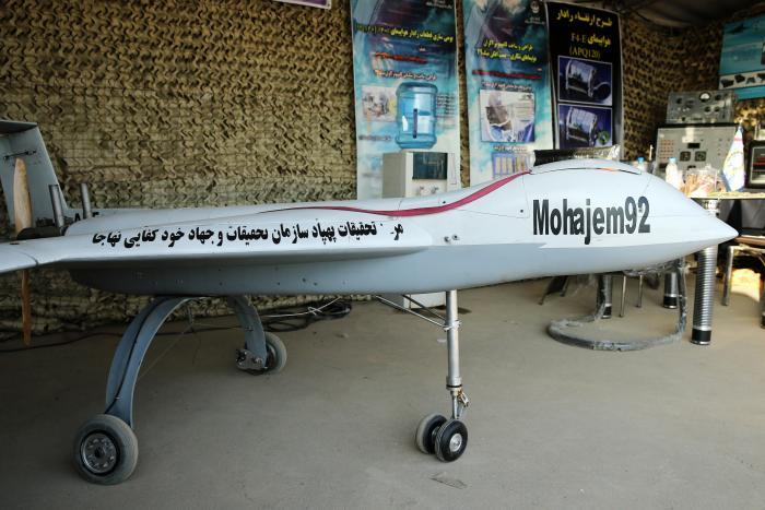 כך התעצמה איראן בתחום הכלים הבלתי מאוישים
