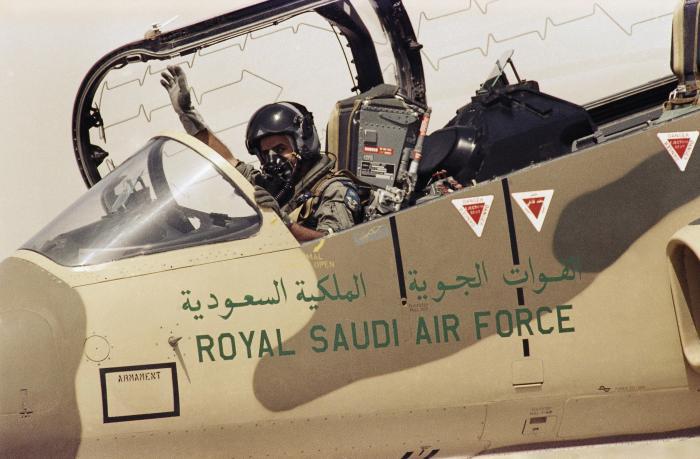 סעודיה מבקשת להוכיח - אנחנו כוח אזורי